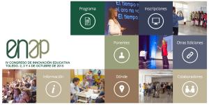 ENAP 2015 : IV Congreso de Innovación Educativa