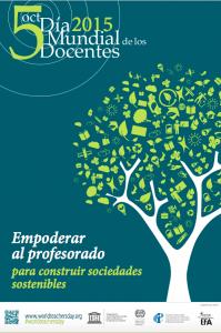¿Qué vas a hacer el Día Mundial de los Docentes? Reflexiones en torno a #Enap2015