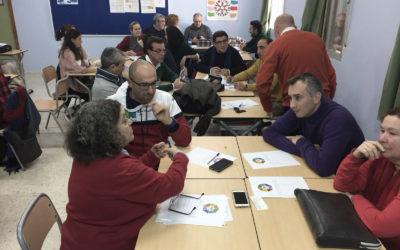 AONIA imparte 80 talleres en más de 65 municipios andaluces llegando a 1.720 miembros de la comunidad educativa