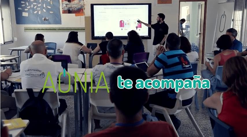 Aonia: #LaEducaciónDelFuturo