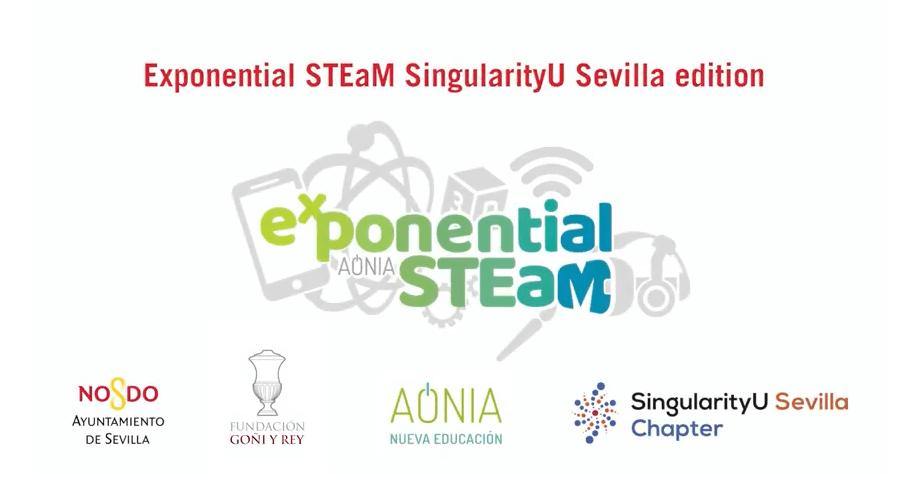 Exponential Steam SingularityU Sevilla