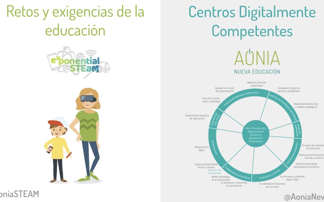 Encuentro de Centros Innovadores en Cádiz: Organizaciones Educativas Digitalmente Competentes