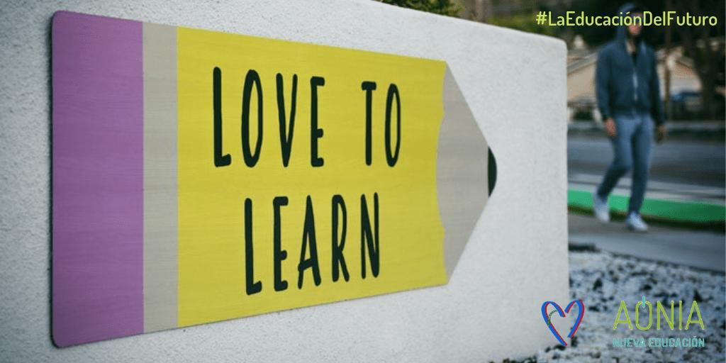 Aonia Nueva Educación y Amor de Dios, un proyecto pionero y único en el mundo de estas características en la integración de Google Suite For Education