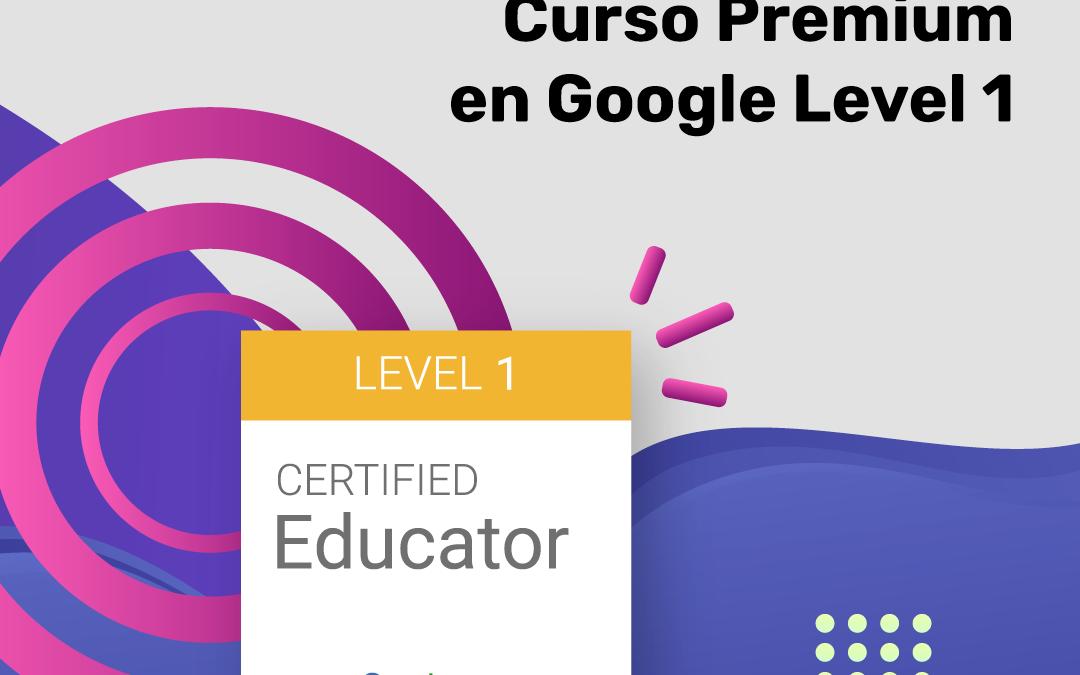 Curso de Google Level 1
