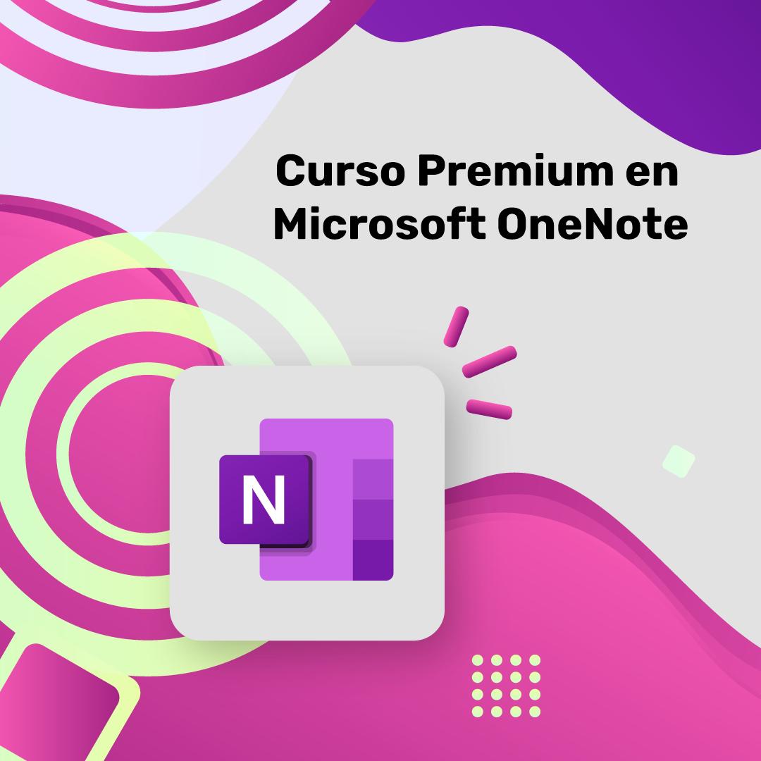 Curso Premium Microsoft OneNote