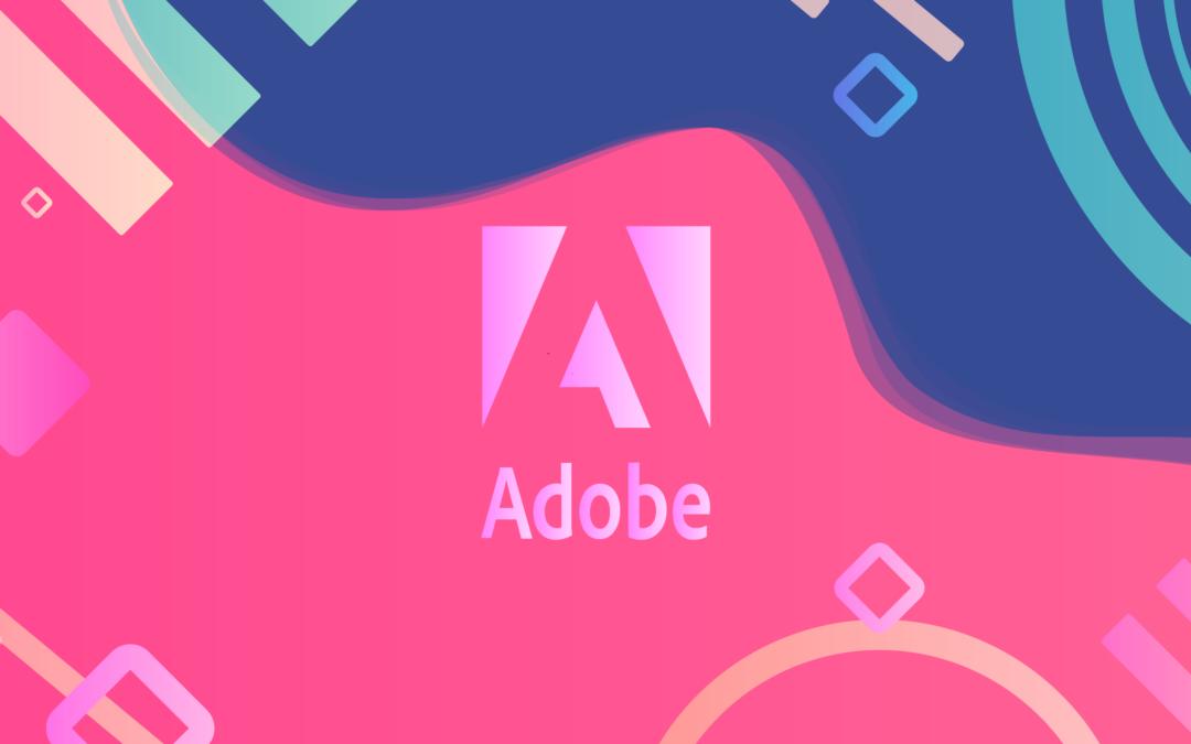 Disponibles las GuiApps de Adobe para Educación